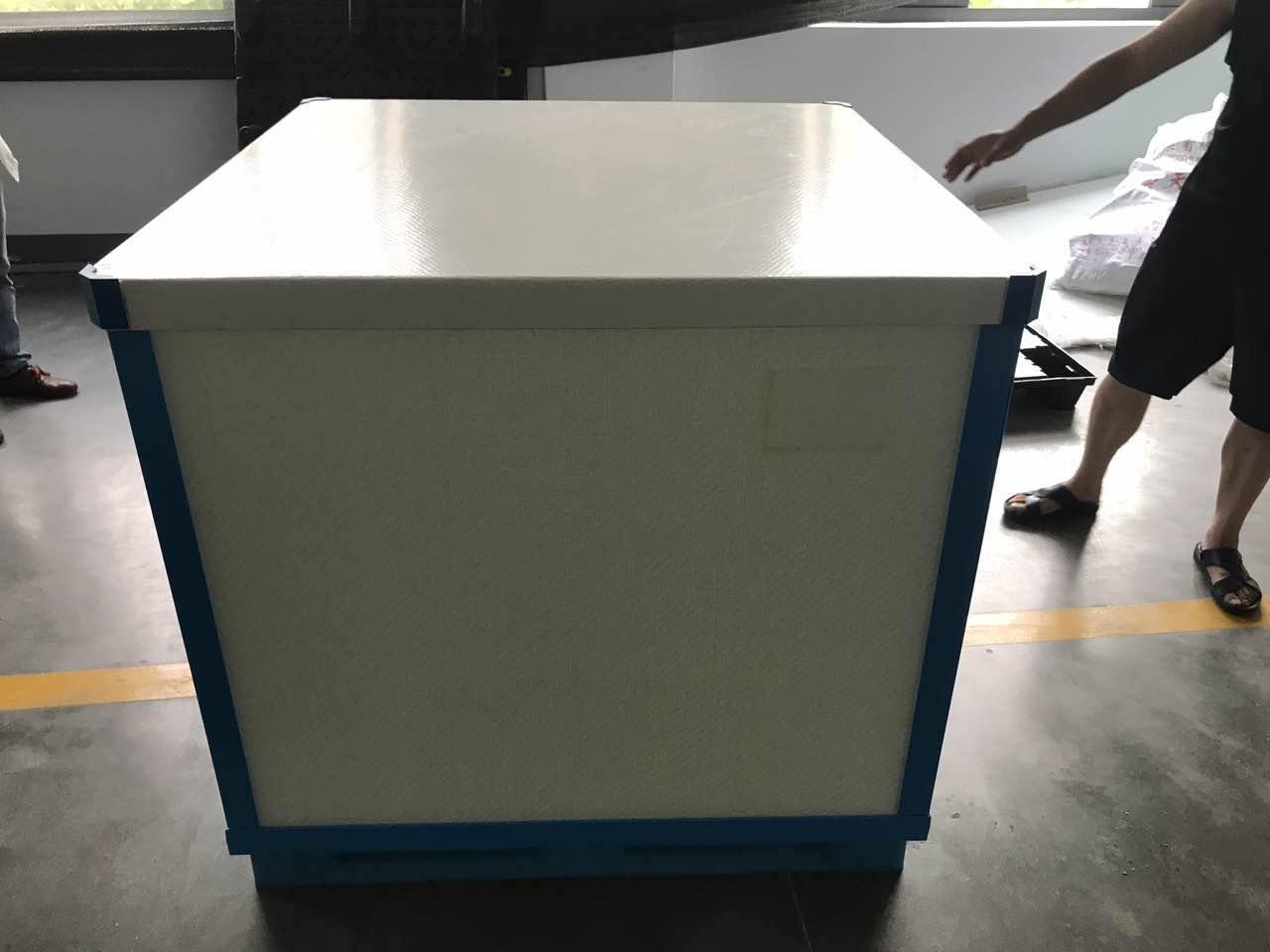 PP蜂窝板包装箱