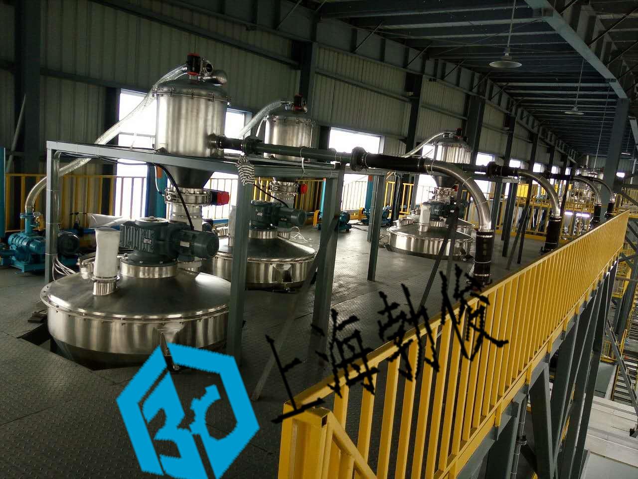 稀土窑炉生产线