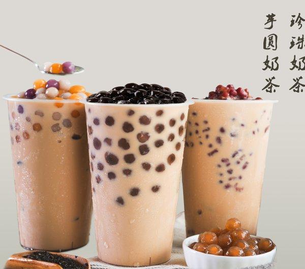 崔佳玲烧仙草—奶茶