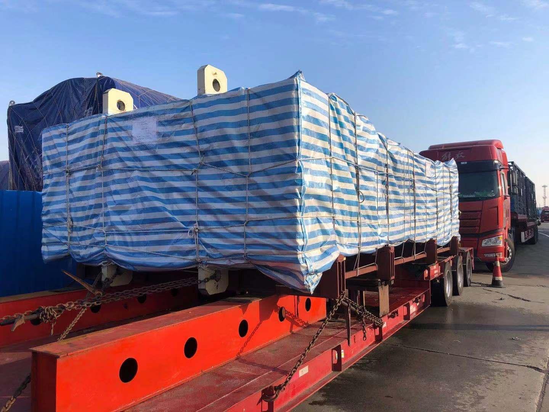 楚基进口超重设备配件运输服务
