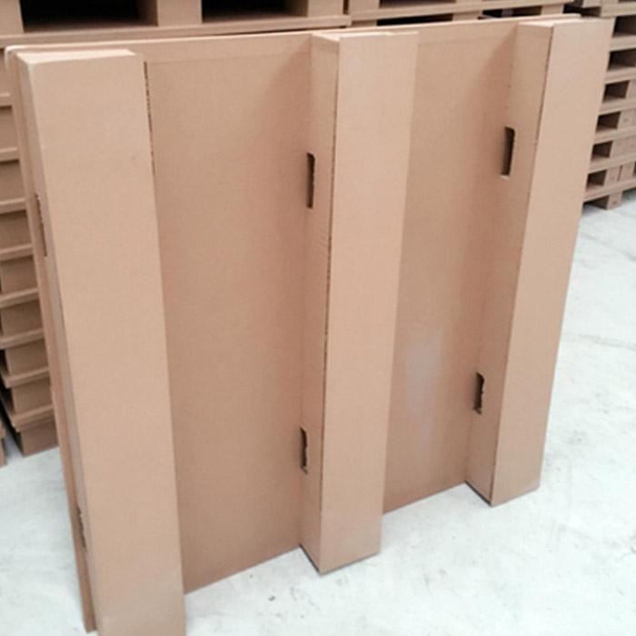纸栈板(川字型)