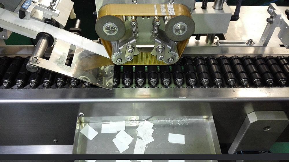 QH352臥式貼標機