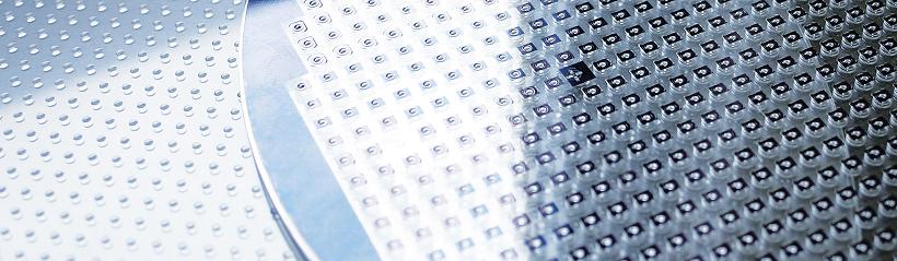 晶圆级微透镜制造