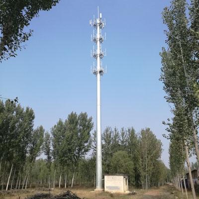 西安公司成功实施西安市通信铁塔检测项目