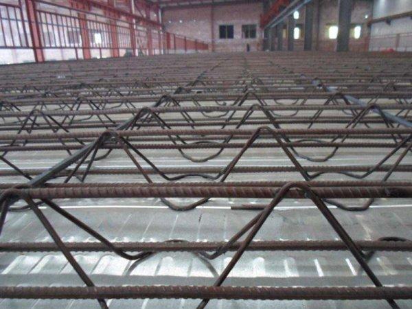 M型钢筋桁架楼承板