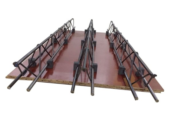 可拆卸钢筋桁架楼承板