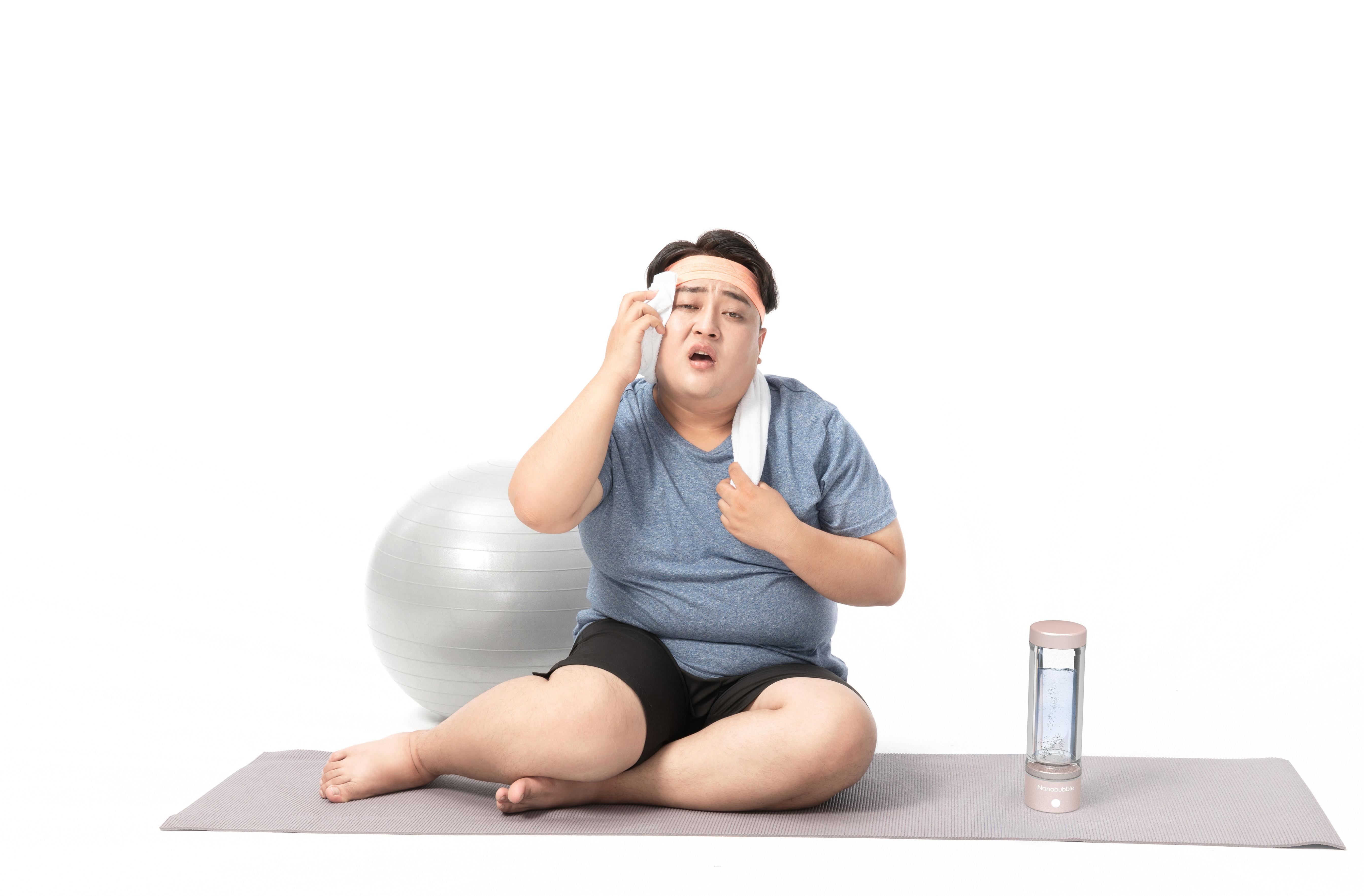 运动性氧化损伤,富氢水杯来帮忙!
