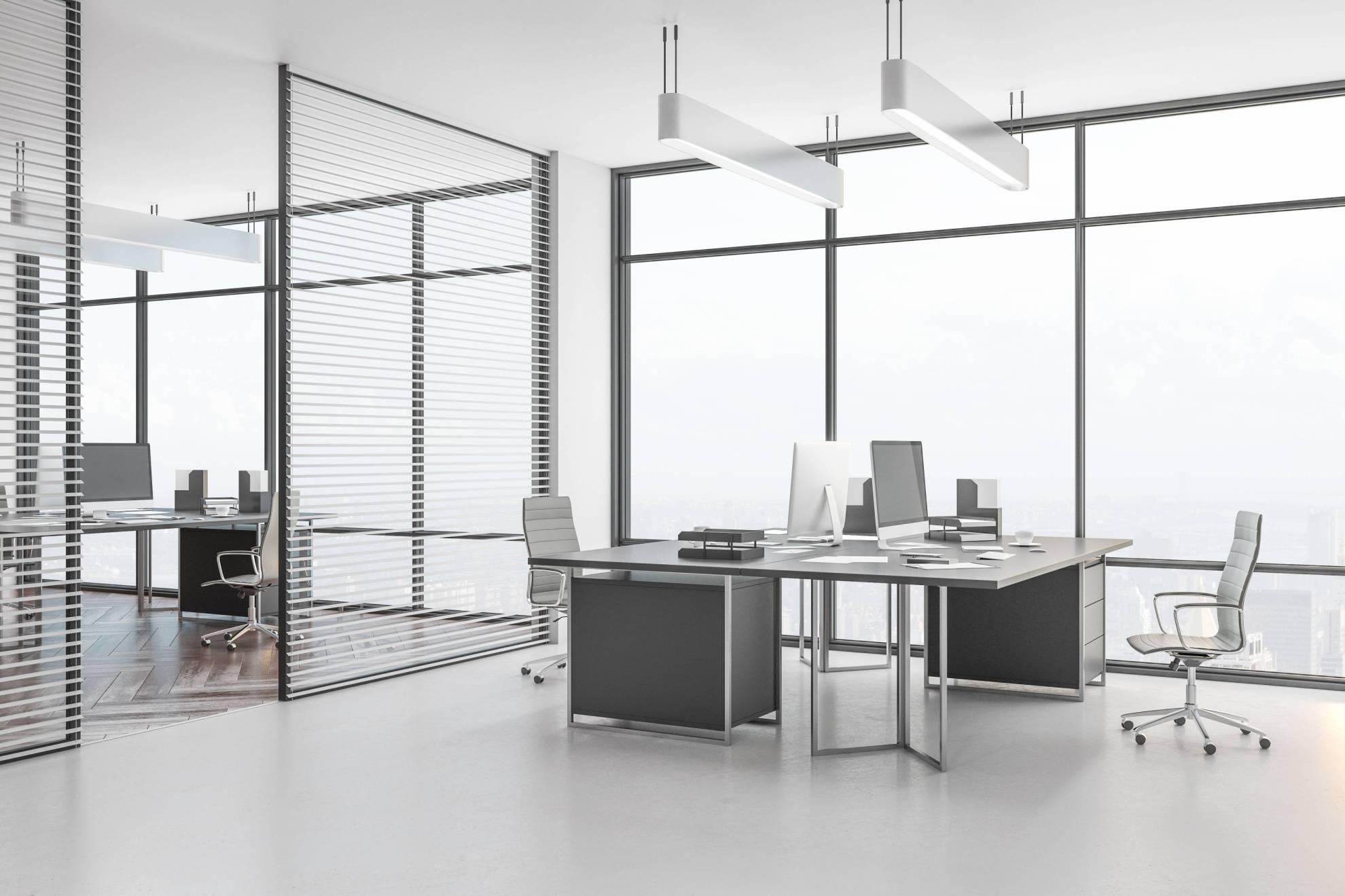办公室百叶窗