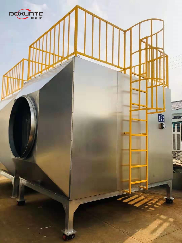 活性炭吸附回收净化装置