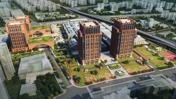 喜讯!建顾减震中标杨浦区双创示范基地重大工程—互联宝地