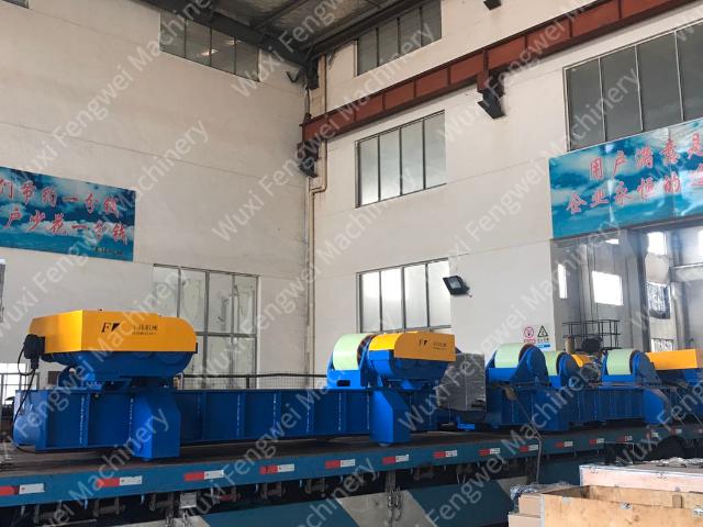出租滚轮架 HGK-200吨焊接滚轮架 租赁价格
