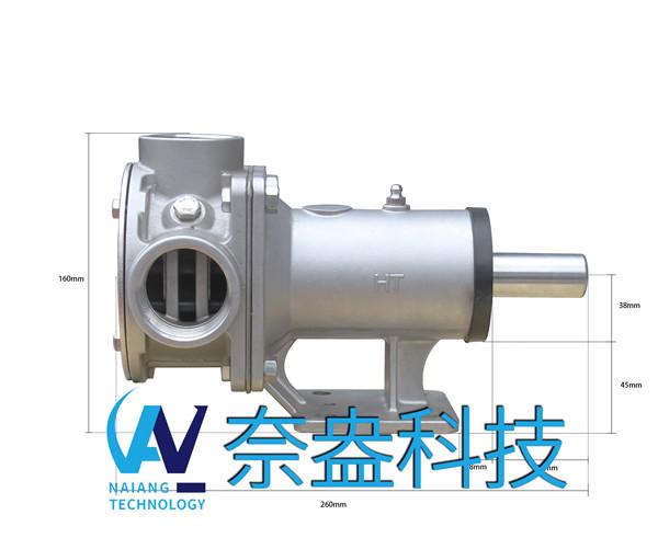 食品级柔性叶轮泵SP220