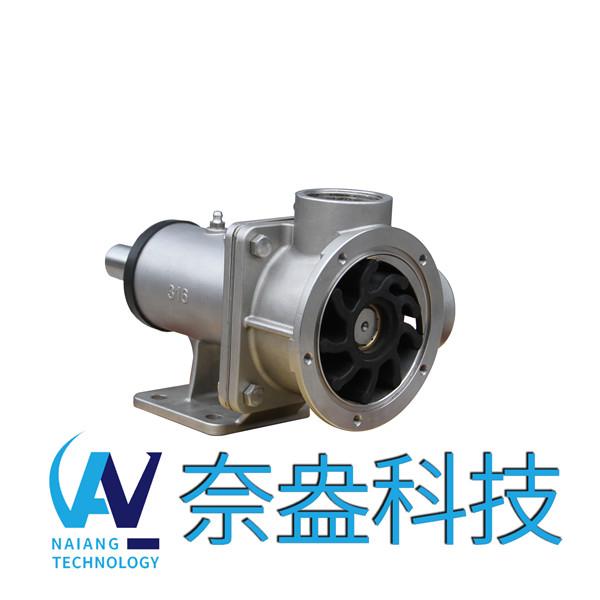 食品级柔性叶轮泵SP220、叶轮泵