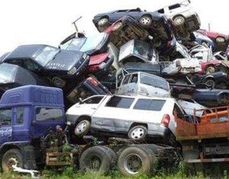 小型机动车报废回收