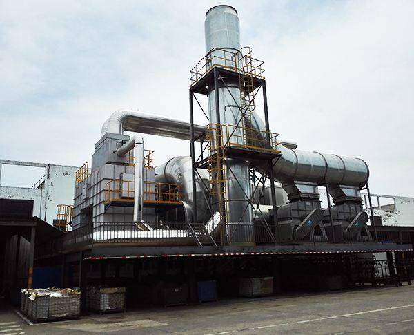 VOCs有机废气在RTO焚烧炉的停留时间如何计算?