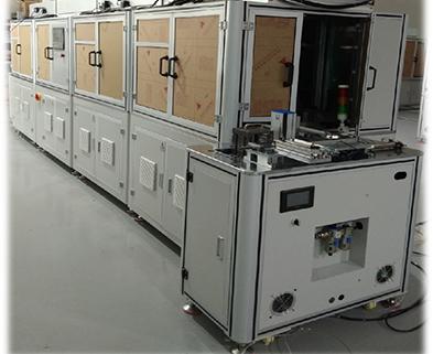 全自动ccm模组/vcm音圈马达激光焊锡机