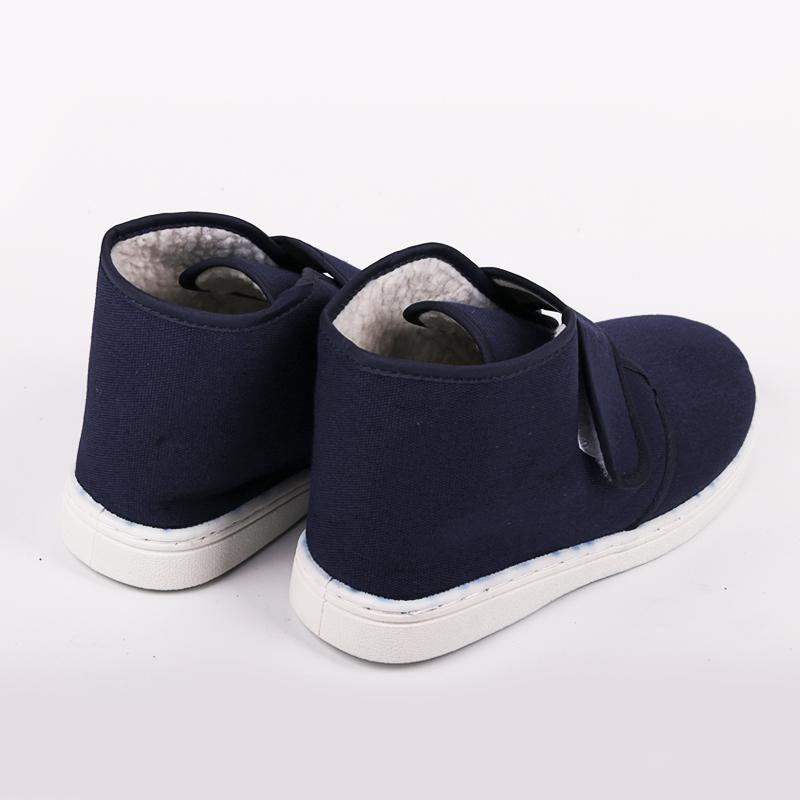 防静电高帮保暖鞋