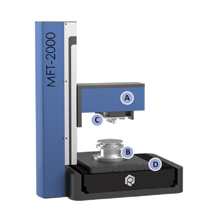 多功能摩擦磨損試驗機MFT-2000