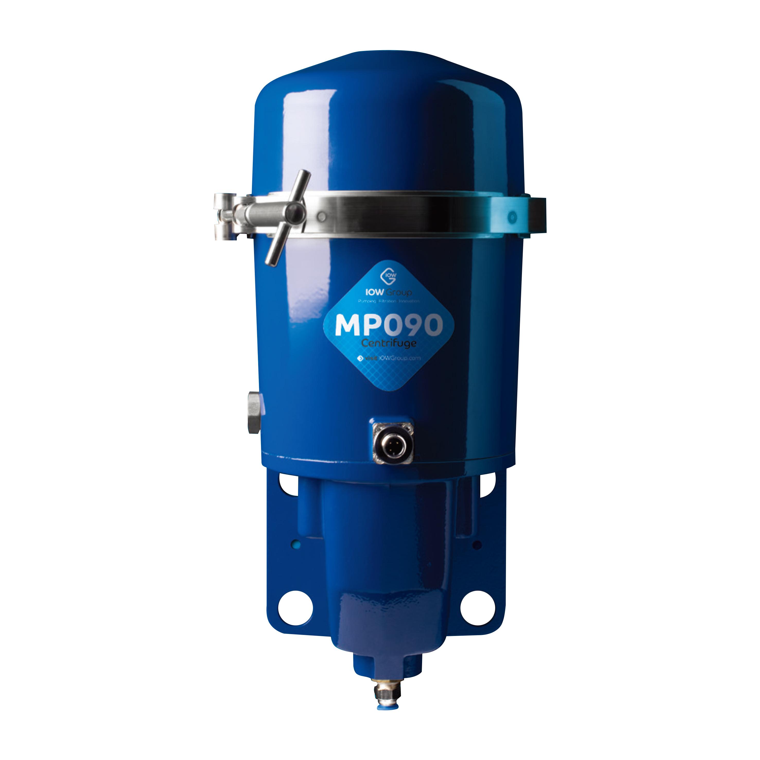 IOW離心油分離器 MP090 V5