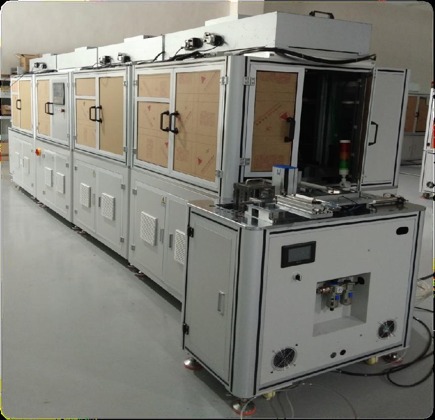 全自动ccm模组/vcm激光焊锡机