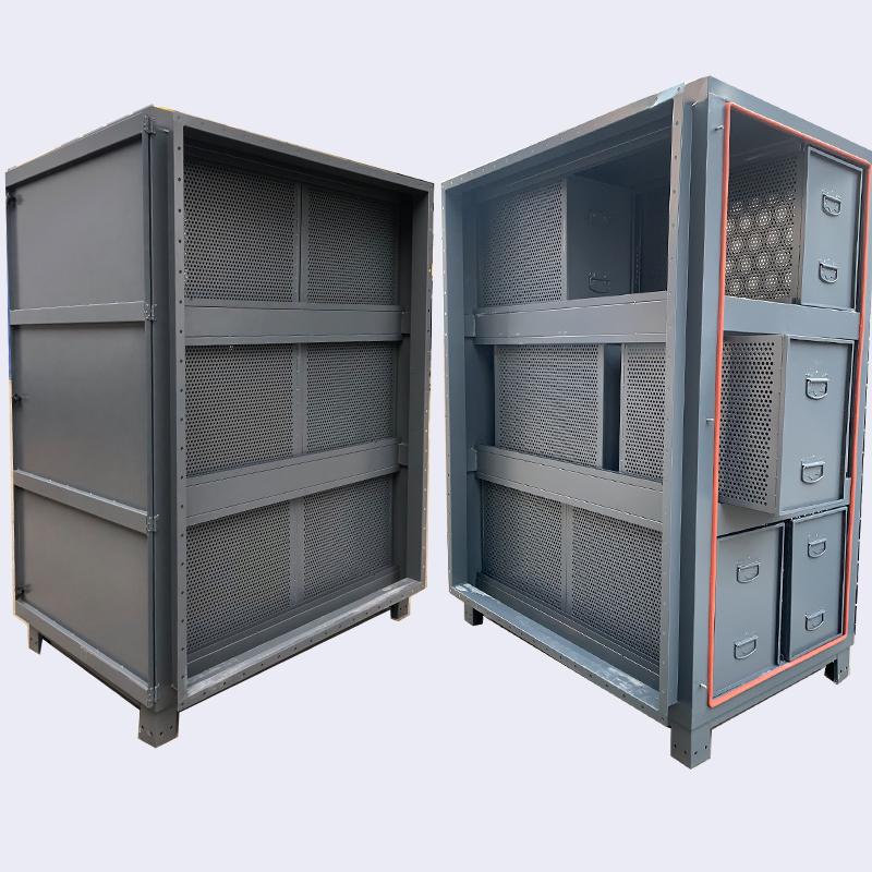 活性炭吸附过滤箱