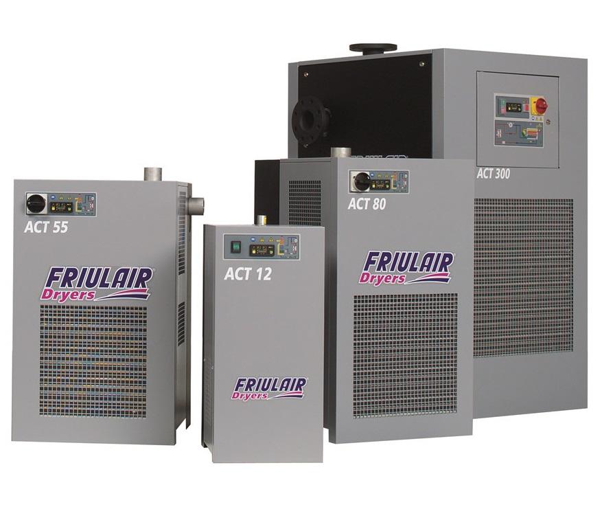 意大利Friulair冷干机,冷冻式干燥机「康成信」