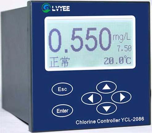 在线余氯分析仪