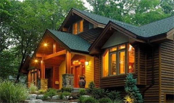 木屋别墅的地基是怎样搭建的呢?