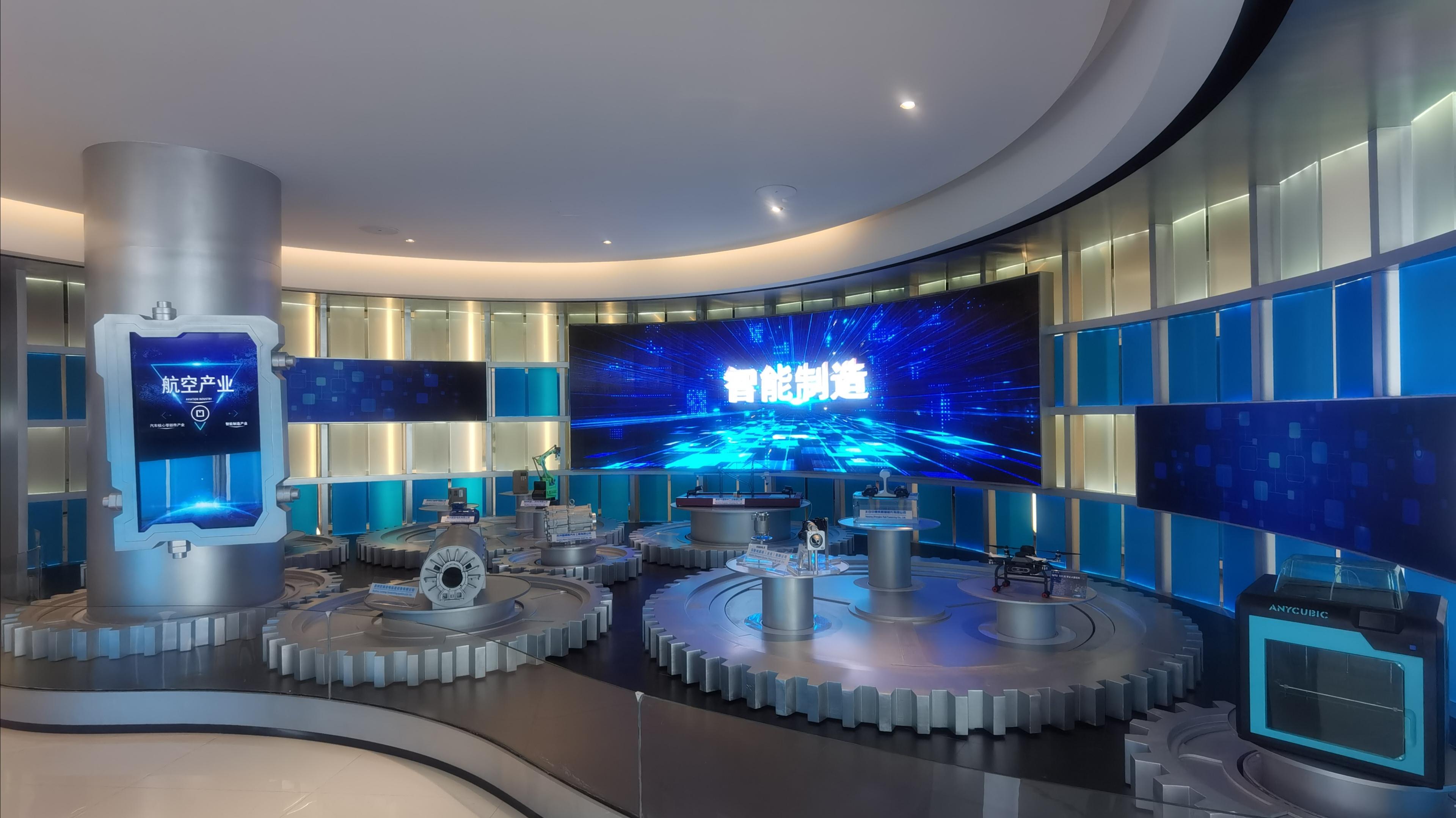 多媒体数字展厅对企业有何意义?