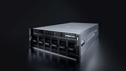 滿足多元AI算力需求,浪潮服務器NF5488M6亮相IPF2021