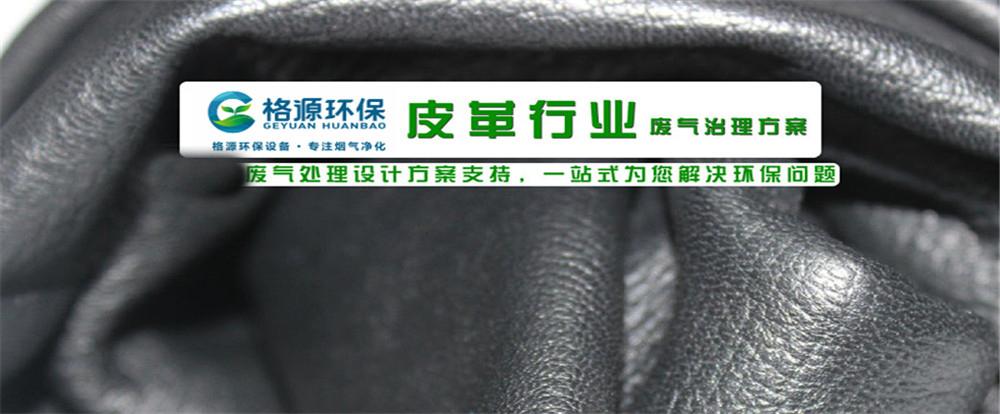皮革厂废气处理