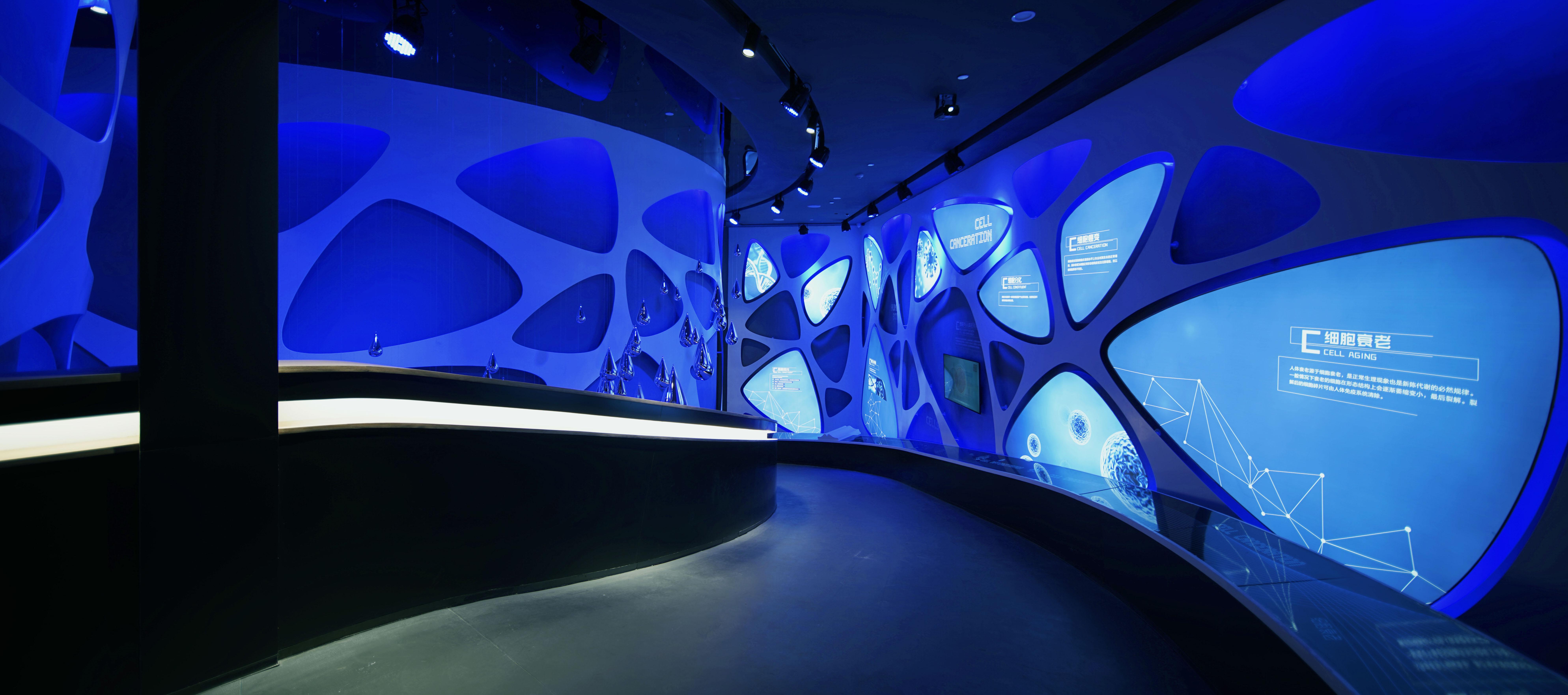 多媒体数字展厅设计该注意哪些?