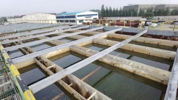 汙水怎麽除磷處理
