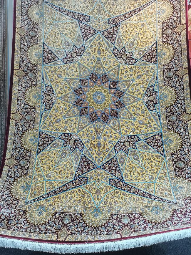 你需要了解的手工地毯的文化价值!