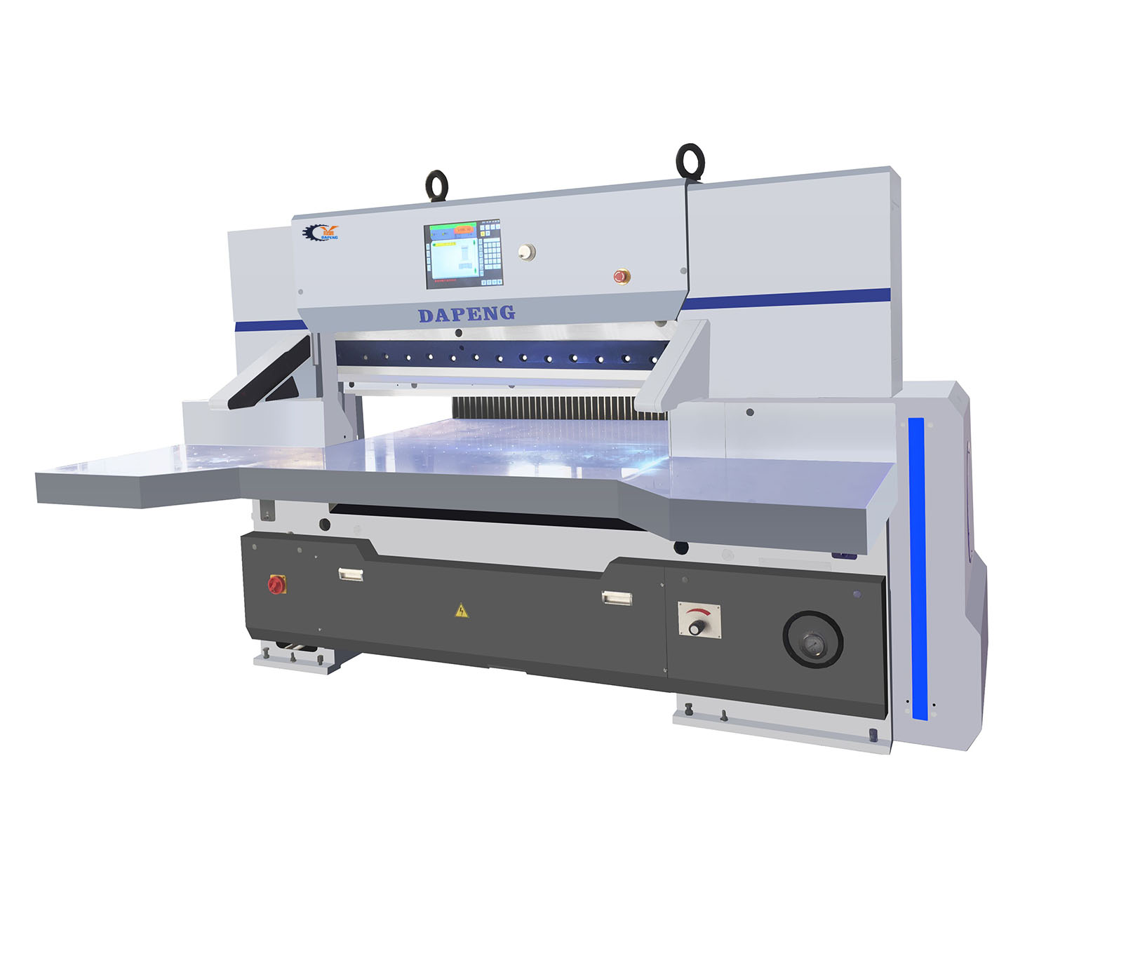 QZYK1370E-15触摸屏切纸机