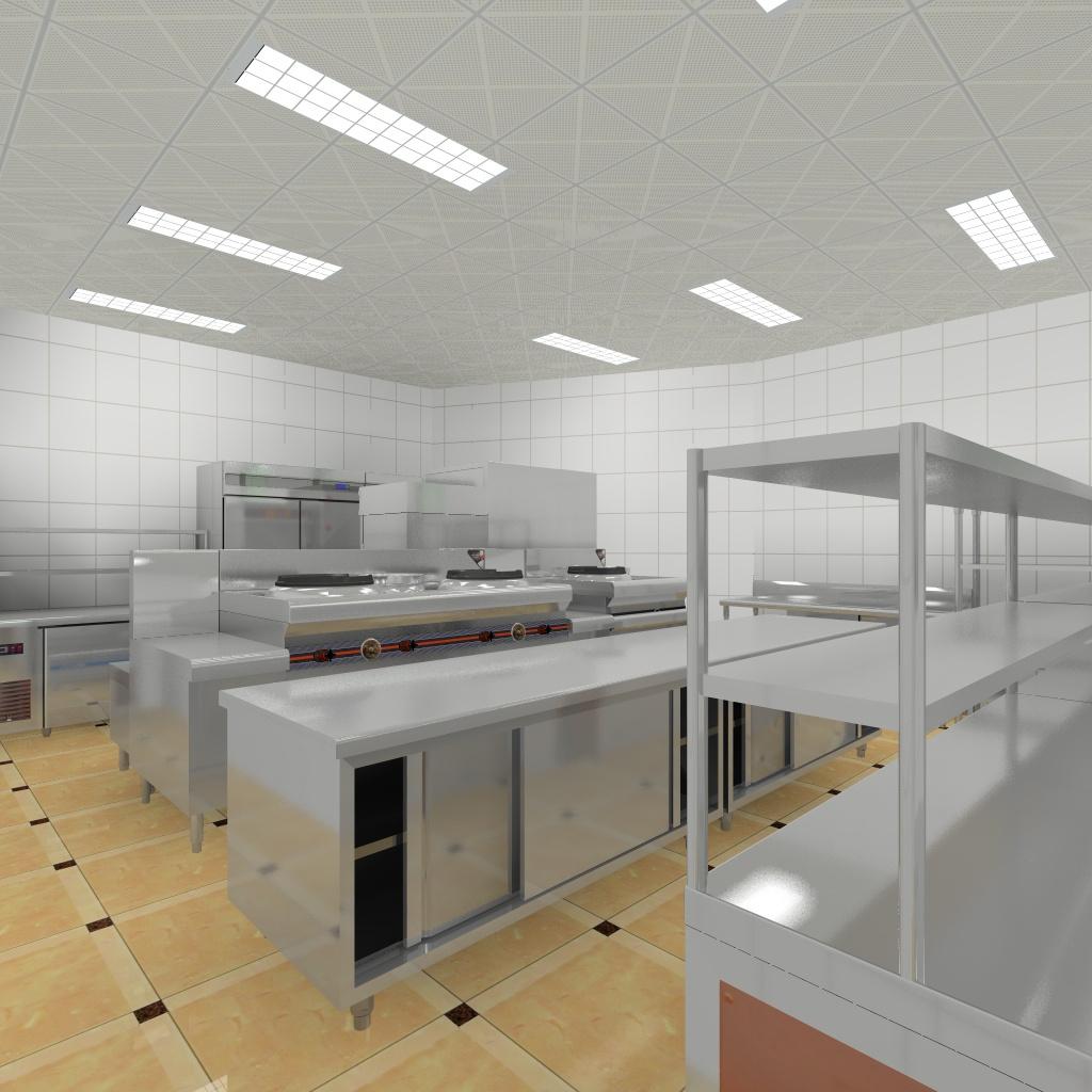 商用厨房设备设计创新