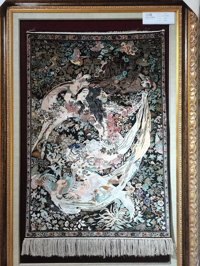 长三角城市工艺美术精品展暨时尚生活用品博览会于沪上盛大启幕