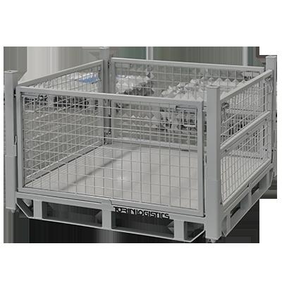 Torin常熟通润LK14-A金属折叠式网箱