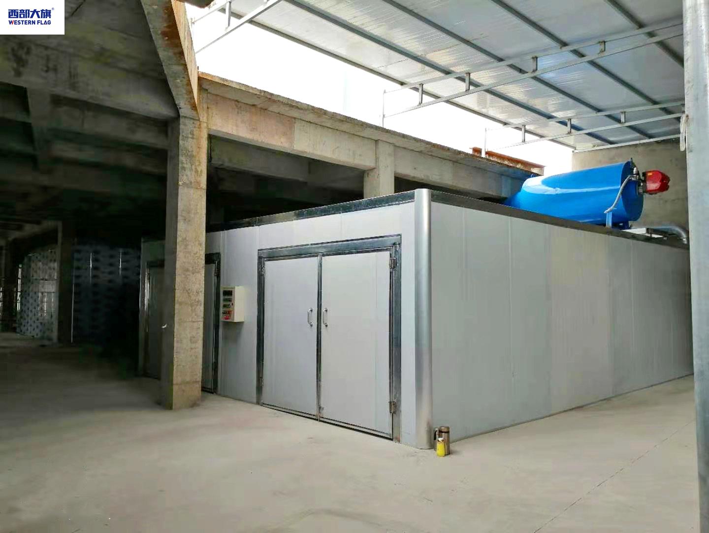 星火T1000天然气烘房