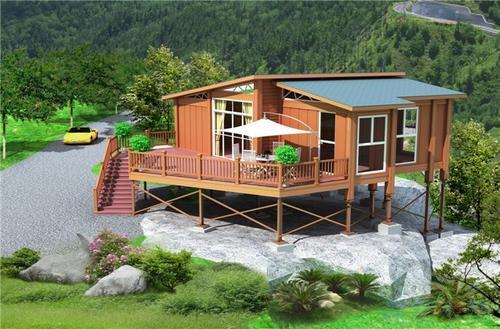 木屋是如何建造出来的?