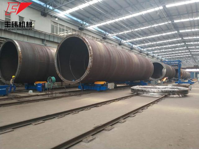丰玮机械在焊接行业中的优势