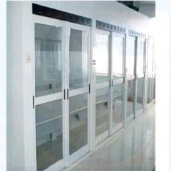 鋼製步入式通風櫃