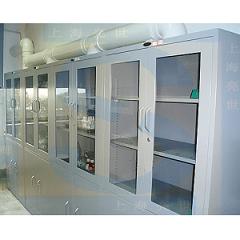 鋼製藥品櫃(含排風)