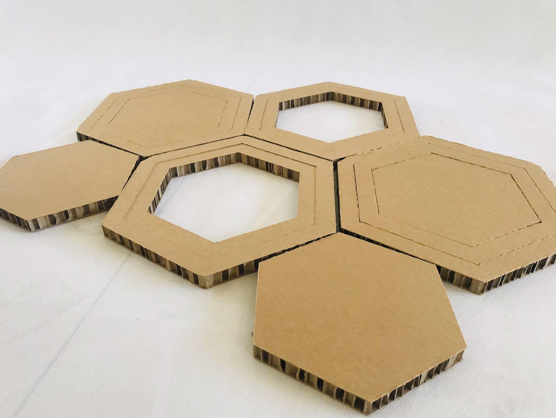 蜂窝纸板在生活中的用途