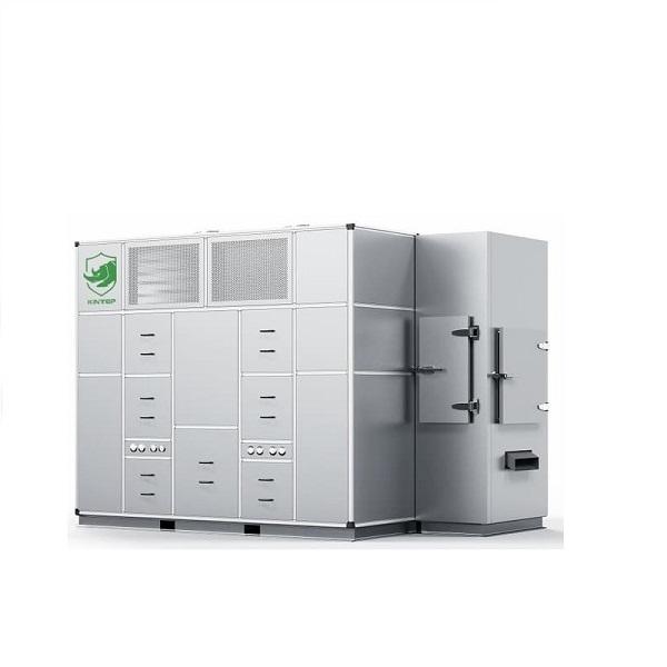 Low Temperature Sludge Dryer System