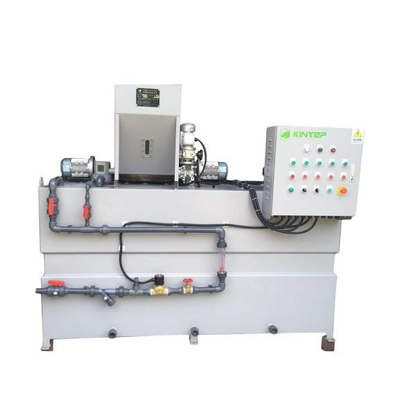 Automatic Polymer Preparation Machine