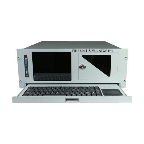 STZJ-IWS410803-4U显控计算机
