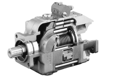 Hawe柱塞泵V60N系列