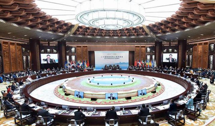 杭州G20峰会 会场