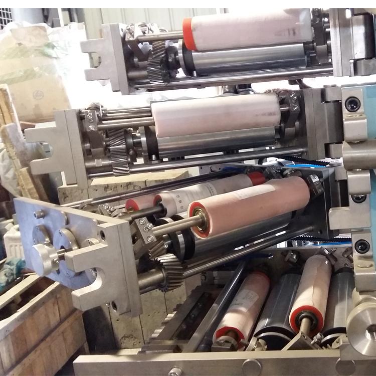 化妆品塑料软管印刷机